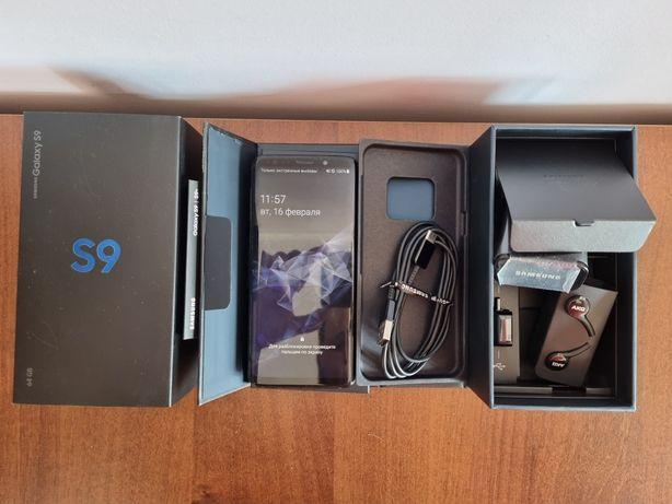 Samsung Galaxy S9 SM-G960F/DS отличное состояние
