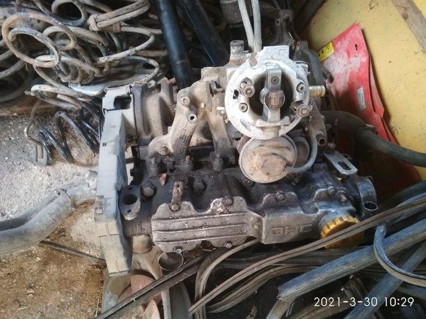 Мотор Опель 1:6 бензин моно инжектор