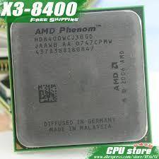 Продам процессор Phenom X3 8400 700р.