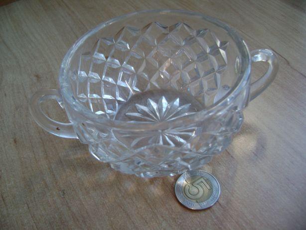 Starocie z PRL - Kryształ szwedzki = cukierniczka
