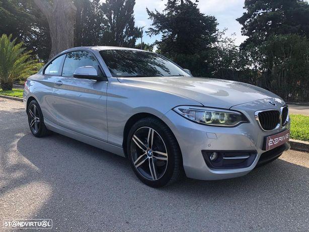 BMW 218 d Line Sport