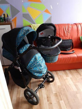 Wózek dla dziecka dziecięcy