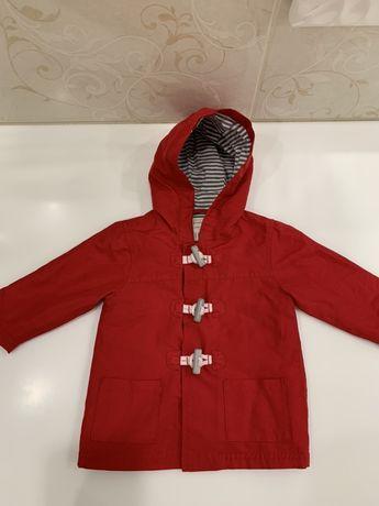 Ветровка куртка George 68 размер 6-9 месяцев