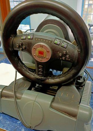 kierownica PC PlayStation2 Xbox GameCube Speed Link SL-6698 4in1