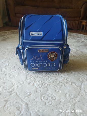 """Рюкзак школьный каркасный 1 Вересня  """"Oxford"""""""