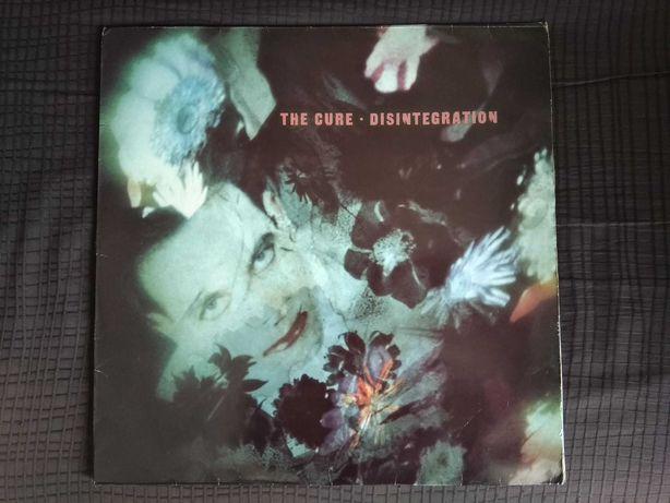 Disco LP The Cure Desintegration