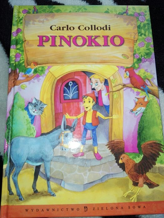 Pinokio Carlo Collodi Poznań - image 1