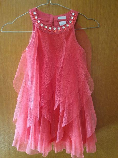 Wyjątkowa sukienka dla dziewczynki na bal -4 lata/104