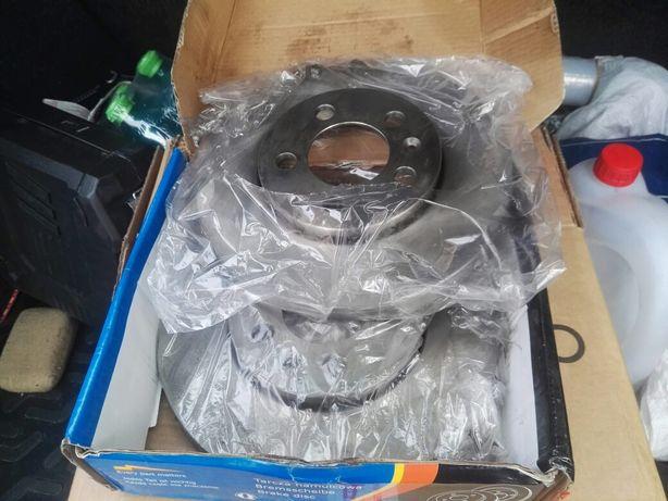 Тормозні диски для авто Skoda fabia octavia,w bora golf,seat toledo.