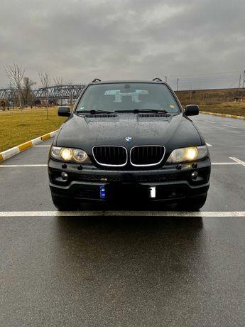 BMW X5 e53 3.0d 2006