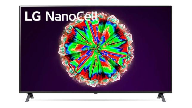 Телевизор LG 49NANO803 Smart TV NanoCell 4K/UHD T2 S2 + пульт Magic