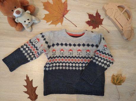 Теплий светр M&S