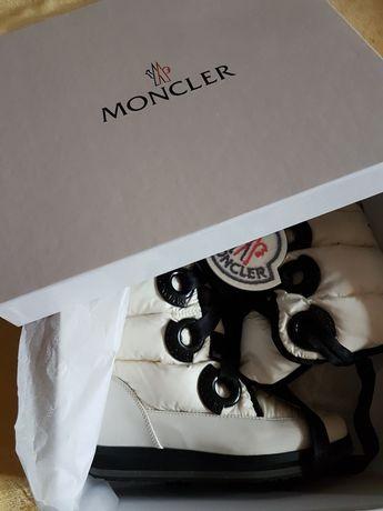 Сапоги, ботинки ,угги Moncler Оригинал ! Как Columbia, Ugg, Ecco
