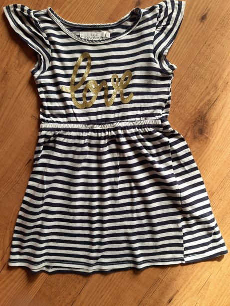Sukienka H&M rozm. 98/104