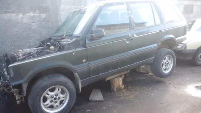 б\у запчасти Range Rover Land Rover 2,5tds 95-01г P38