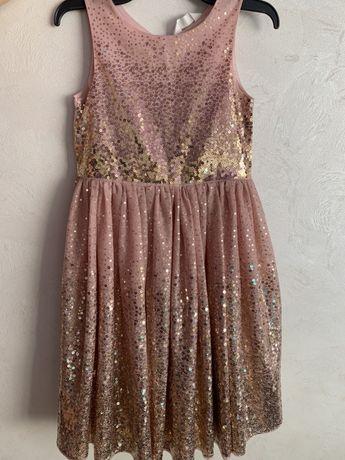 Продам платье бренда H&M на девочку