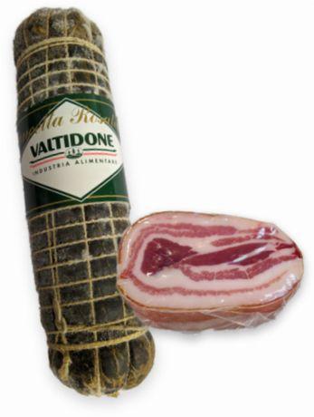 Włoska Rolada Boczkowa Pancetta - 500g