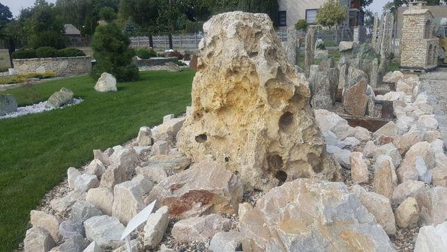 Głazy ogrodowe Bryły kamienne