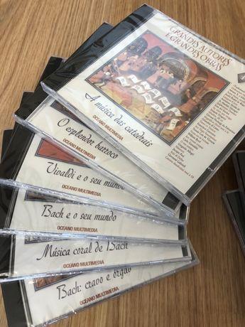 Coleção de 51 CDs música clássica