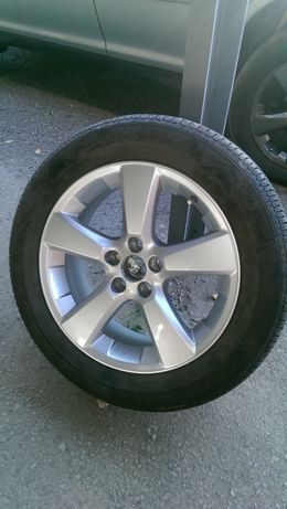 Оригинальный диск с резиной Lexus RX 350 r18. Год 2007