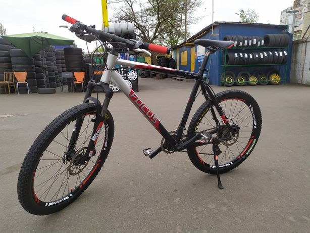 Велосипед Focus Blak Forest