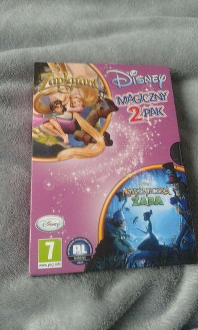 Gra na PC: MAGICZNY 2PAK: Zaplątani, Księżniczka i żaba