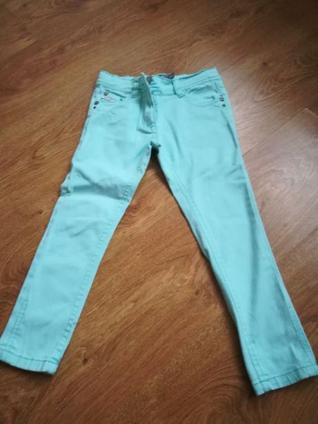 Spodnie rozm. 128