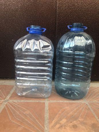 Пластиковые бутылки 5л