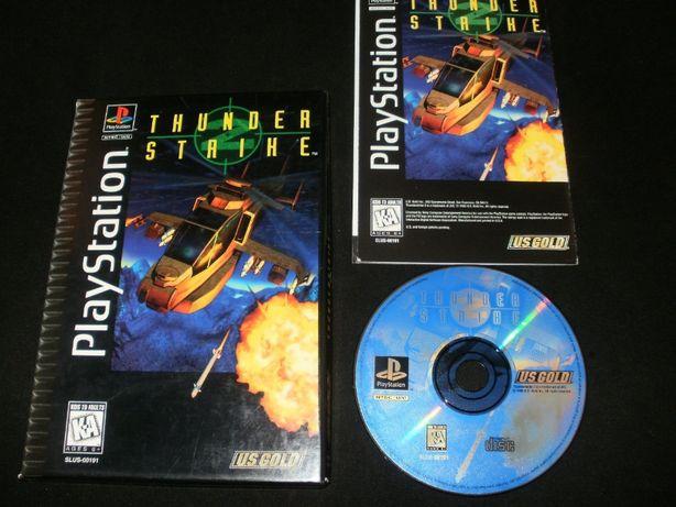 Jogo PS 1 Thunder Dtrike