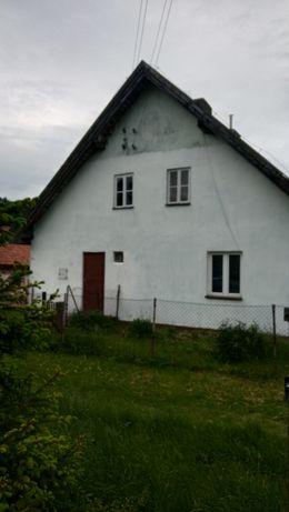 Dom na Mazurach - Budynek mieszkalny 50m2 - Niemsty, gmina Świętajno