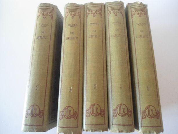 Colecção Lusitania - Obras de Victor Hugo
