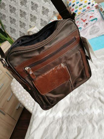 Torba torebka saszetka na ramię