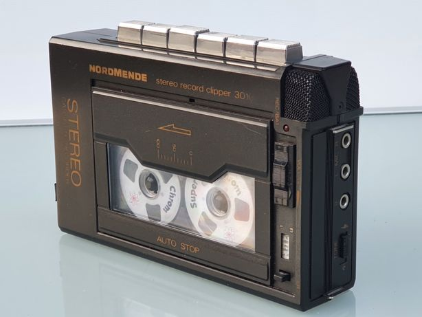 Magnetofon z dyktafonem 3010 /983.119 H glosnik