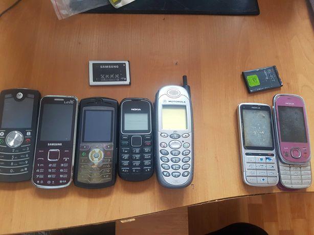 Коллекция телефонов