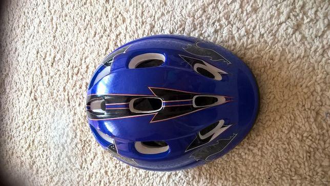 kask rowerowy dziecięcy 54-56