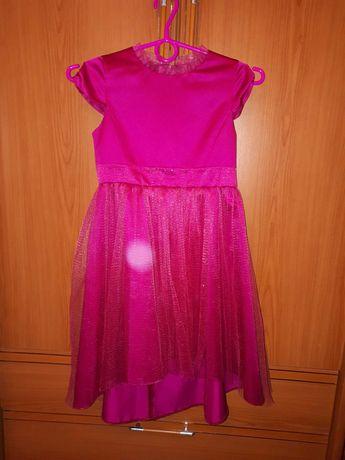 Sukienka 128 śliczna