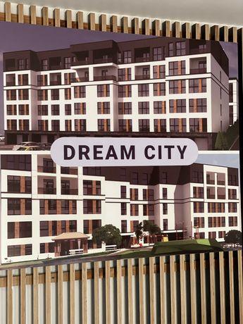 """Продаж 1 та 2 кімнатних квартир.ЖК """"Dream city"""""""