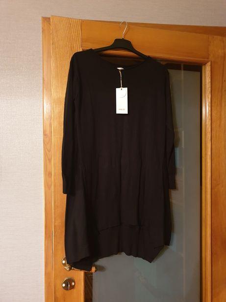 Nowy dłuższy sweterek