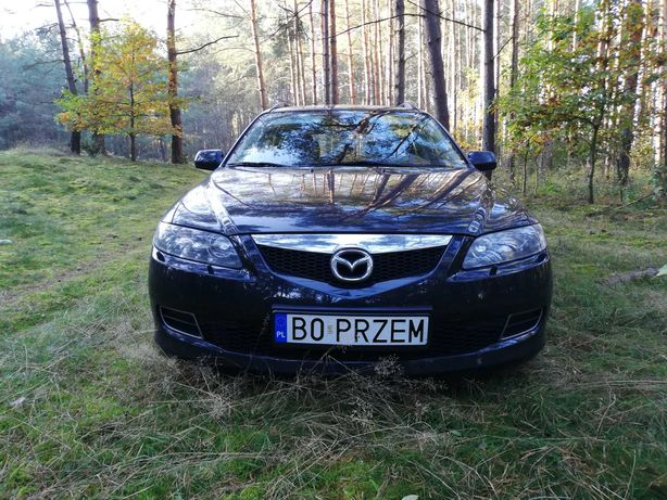 Mazda 6 2.0 147KM Benzyna