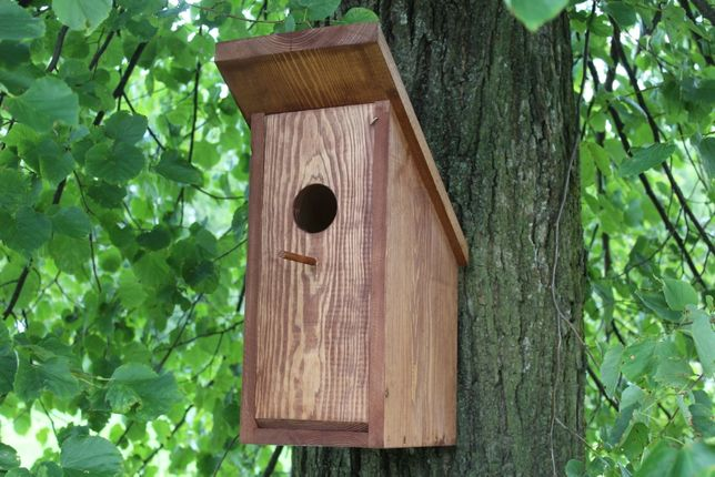 Skrzynka,budka lęgowa dla ptaków Typ D-Sowa,Dudek