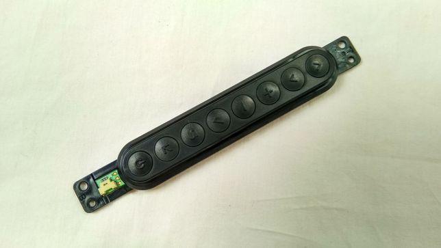 Кнопки управління від телевізора LG Smart TV Cinema 3D Model: 47LA660S