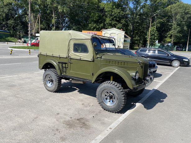Продам ГАЗ 69 після реставрації