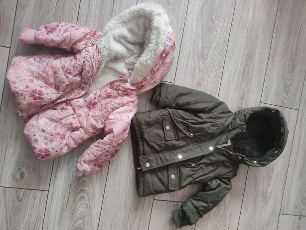 Kurtka kurtki jesien zima 86  zestaw