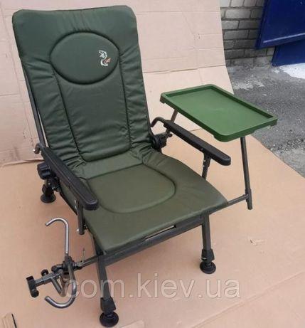 Кресло карповое со столиком F5R ST/P