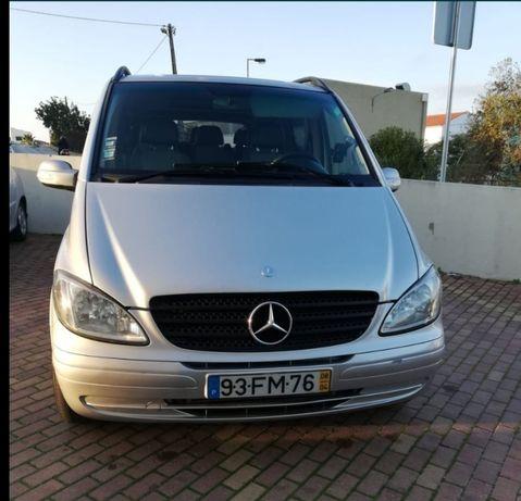 Mercedes viano 2.2 150cv 2008
