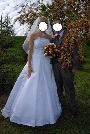 Suknia Ślubna Madame Zaręba