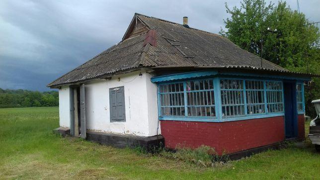 Продам дачу в селі Первомайське чудове місце для пасіки
