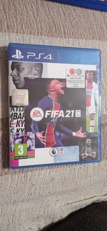 FIFA 21 ps4 ANG. Stan bardzo dobry!