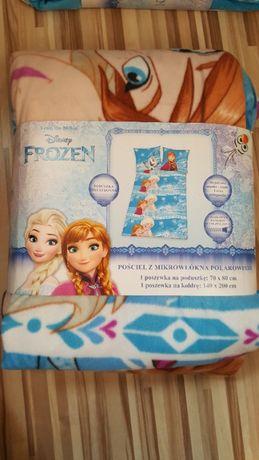 Pościel Frozen Anna i Olaf