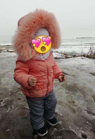 Зимний костюм Kiko Оригинал